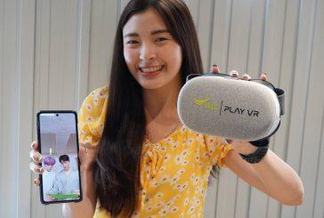 AIS 5G จับมือ LGU+ ผู้นำคอนเท็นต์บันเทิงเบอร์ 1 เกาหลี ส่ง VR ถึงมือคนไทย